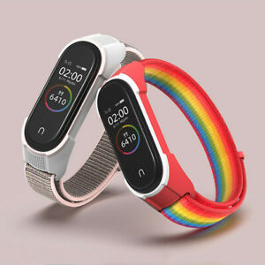 For Xiaomi Mi Band 6 5 Wrist Strap Bracelets Miband 4 Band Wristband Accessories