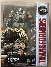 New Transformers The Last Knight Premier Edition Voyager Class Autobot Hound