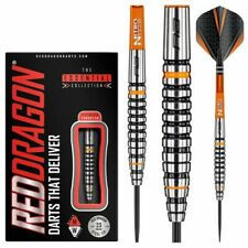 Red Dragon Amberjack 14 23g 90% Tungsten Steel Tip Darts