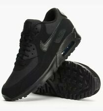 nike air max 90 triple BLACK brand new in box SIZE UK 7-8-9-10- AVAILABLE