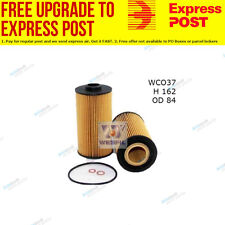 Wesfil Oil Filter WCO37 fits BMW Z3 3.0 (E36)