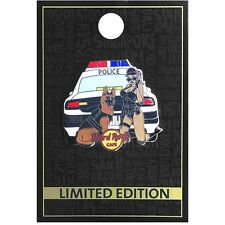 Hard Rock Cafe ONLINE SEXY POLICE SERIES 2 / 2016 Pin. P16*