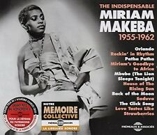 Miriam Makeba - Indispensable 1955-1962 [New CD] France - Import