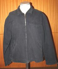 dunkelblaue Jacke Blazer Jacket LOGG by H&M Gr XL