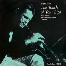 Chet Baker ‎SCS 1122 The Touch Of Your Lips LP VINILE  180g limited editions