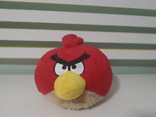 RED ANGRY BIRD  PLUSH TOY SOFT TOY KIDS TOY! 17CM TALL 19 WIDE!