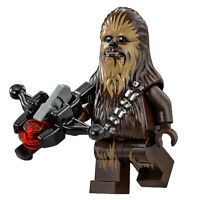 NEW LEGO STAR WARS CHEWBACCA MINIFIG figure chewie 75105 75159 75192 75222 75257