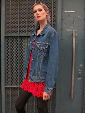 Levi's Jeansjacke Jacke blau 90er True VINTAGE 90s jeans jacket blue size L