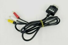 OFFICIAL OEM XBOX 360 COMPOSITE AV TV RCA CABLE CORD
