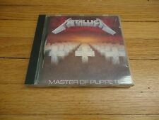 Master of Puppets by Metallica CD, Elektra 1986