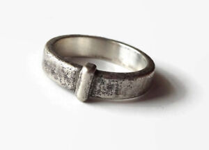 Sporran Key - Outlander Wedding ring - Stainless Steel replica - Claire cosplay