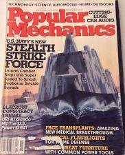 Popular Mechanics Magazine Stealth Strike Force November 2003 073117nonrh