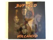 BUFFALO VOLCANOID LP RARE 2017 IMPORT 1970-1974 LIVE 180 GRAM AUSSIE HARD ROCK