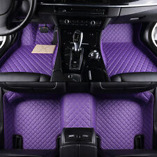 Carpet Leather For Infiniti QX70 2014-2017 Yes Car Floor Mat Interior Y2R3 Solid