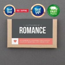 Romantic Gifts For Her Women Men Gift Set Birthday Couple Coupon Love You Box