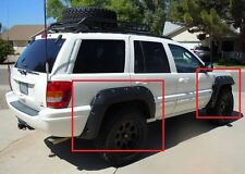 JEEP GRAND CHEROKEE WJ 1999 - 2004 WHEEL ARCH - FENDER FLARES EXTENSIONS 10 PCS