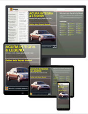 1991 Acura Legend Haynes Online Repair Manual-14 Day Access