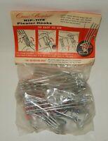 Vintage Conso Bestpleat Nip Tite Curtain Drapery Pleater Hooks - Mint in Package