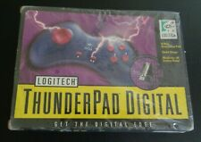 Logitech ThunderPad Digital 8-Way Directional Pad (963128-0403) 1997 Vintage NEW