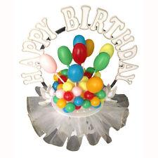 Birthday balloons Cake Top Decoration Centerpiece Happy Birthday arch