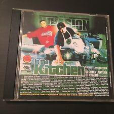 DJ Green Lantern & DJ Khaled - In Tha Kitchen  NYC Hip Hop Mixtape Mix CD