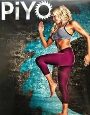 PIYO Beachbody Workout 5 DVD Set With Chalene Johnson Yoga Pilates Fitness