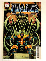 Thanos Legacy #1 2nd Print Variant Donny Cates Marvel Comic 2018 NM