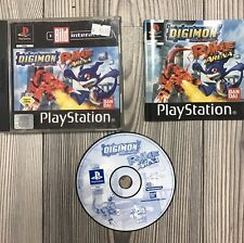 *** Digimon Rumble Arena *** PS1 PSX PS2 PS3 *** Komplett mit Anleitung!!!
