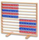 Vinco Vinco5449 Count and See Frame with 100 Cubes