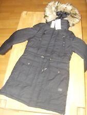 Only  Winter Parka   Mantel   Long Jacke   schwarz    Gr. 38 /  M    * Neu *
