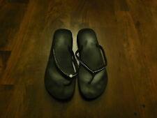 ebe3e4bfca9 Ocean Pacific Size 10 Black Flip Flops