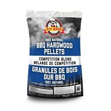 Pit Boss BBQ Wood Pellets Competition Blend, 40 lbs W