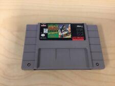 Snes (Super Nintendo) Jungle Strike Tested Working