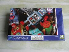 PUZZLEBUG  MINI JIGSAW PUZZLE - 28 cm X 46 cm - 500 PIECES - NEW SEALED BOX