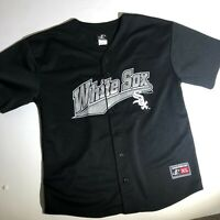 Chicago White Sox Jersey - Vintage 90s Logo Athletic - XL
