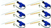 NEW UNIVERSAL Door Lock Actuator 2 wire **SET OF 6**  BEST QUALITY BRAND NEW