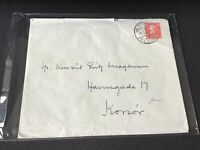 Denmark 1947  stamps cover  Ref R32129