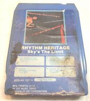 Rhythm Heritage: Sky's The Limit 8-Track - Tested & Works
