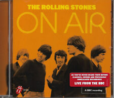 The Rolling Stones ‎– The Rolling Stones On Air - CD (2017) - NEW and SEALED