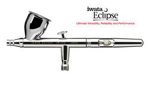 IWATA Eclipse HP-CS Airbrush 10yr Warranty