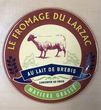 Williams Sonoma Le Fromage Du Larzac Au Lait De Brebis Plate Hard to Find!