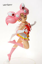 Super Sailor Chibi Moon Sailor Moon Hand Painted Resin Yetiart Figure Pre-order
