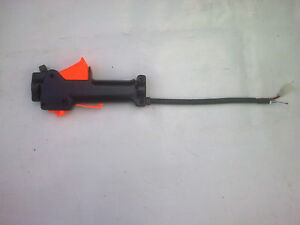 long reach petrol Hedge Trimmer /saw, spare part HANDLE CONTROL 26mm tube
