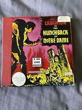 The Hunchback Of Norte Dame 8mm 8 Mm 1939