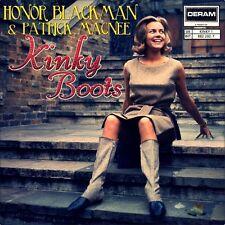 "7"" Patrick Macnee Honor Blackman Kinky Boots OST Avengers Parapluie Charme & Melon"