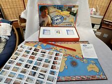 Michael Palin Around The World In 80 Days - Board Game - 100% Complete VGC 1992