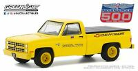 A.S.S NEU GreenLight 1/64 Chevrolet Silverado 1986 Indianapolis Hobby Exclusive