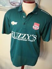 Ed Carpenter Racing CFH Fuzzy's Vodka Verizon Indycar Series Men's Polo