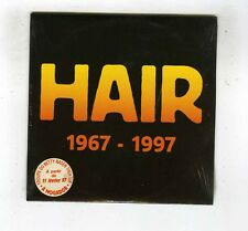 CD SINGLE PROMO (NEUF) HAIR 1967-1997 THEATRE MOGADOR (BETTY NASEN)