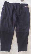Perry Ellis America Men's Lined and Pocketed Navy Blue Running Pants, 3XL, NWT